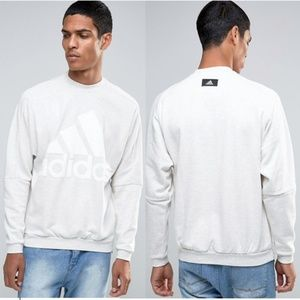 Adidas Originals Heavy Terry Crew Sweatshirt